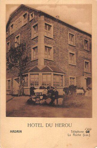 Ansichtkaart België  Nadrin Hotel du Herou Houffalize Europa  HC27059