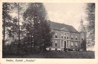 Ansichtkaart Vorden Kasteel Hackfort 1943 HC27267