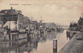 Ansichtkaart Gorinchem Linge Haven Molen HC27280