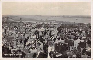 Ansichtkaart Gorinchem Gezicht op Gorkum 1938 Molen HC27282
