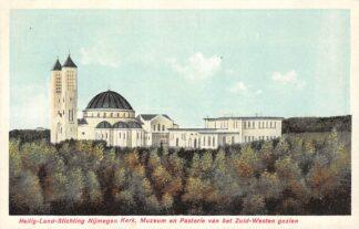 Ansichtkaart Heilig Landstichting Nijmegen Kerk Muzeum en pastorie van het Zuid-Westen gezien HC27307