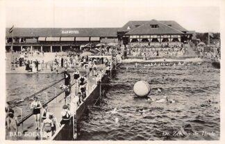 Ansichtkaart Bad Boekelo De Zee op de Heide 1947 Zwembad HC27309