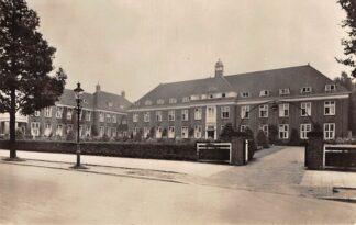 Ansichtkaart Schiedam Gemeente Ziekenhuis 1943 Type fotokaart HC27318