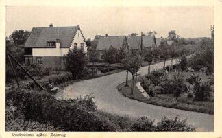 Ansichtkaart Oostvoorne aan Zee Bosweg HC27394