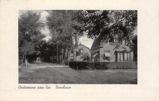 Ansichtkaart Oostvoorne aan Zee Duinlaan 1942  HC27437