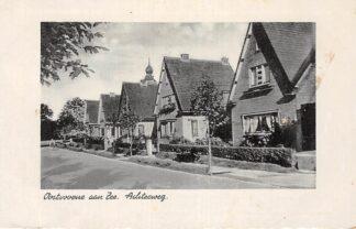 Ansichtkaart Oostvoorne aan Zee Achterweg 1943 HC27438