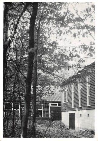 Ansichtkaart Eindhoven Steensel De Stevert Buitencentrum Katholiek jeugdwerk HC27512