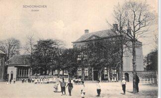 Ansichtkaart Schoonhoven Doelen Van Nooten No. 448 HC27515