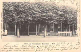 Ansichtkaart Elst (GD) Betuwe Hotel de Vereeniging 1903 HC27540