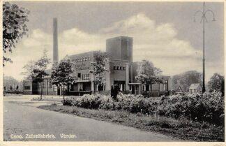 Ansichtkaart Vorden Coöp. Zuivelfabriek 1942 HC27591
