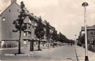 Ansichtkaart Schiedam Bosboomlaan 1943 HC27597