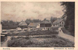 Ansichtkaart Bronbeek Arnhem Boerderij HC27604