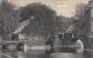 Ansichtkaart De Steeg Middachten Bijgebouwen Kasteel 1913 HC27616