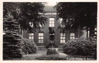 Ansichtkaart Dreumel Klooster St. Barbara 1942 HC27675