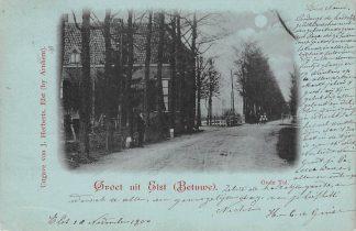 Ansichtkaart Elst (GD) Betuwe Groet uit 1900 Oude Tol HC27684