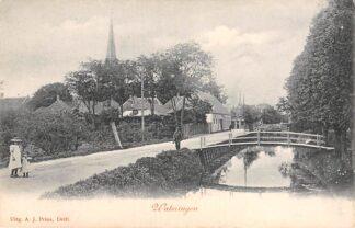 Ansichtkaart Wateringen 1900 Westland HC27786