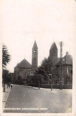 Ansichtkaart Eindhoven Anthonius Kerk Type fotokaart HC27793