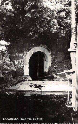 Ansichtkaart Noorbeek bron van de Noor Eijsden - Margraten HC27842