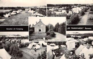 Ansichtkaart Renesse Camping De Transparent 1967 HC27854