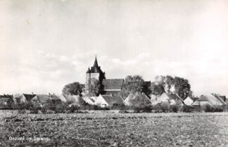 Ansichtkaart Sprang-Capelle Gezicht op Sprang 1968 HC27891