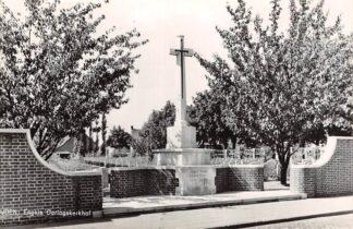 Ansichtkaart Uden Engels Oorlogskerkhof Monument Begraafplaats HC27928
