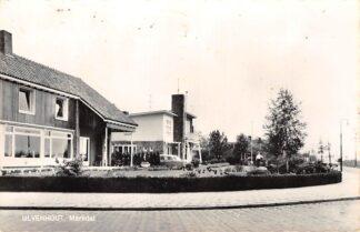 Ansichtkaart Ulvenhout Markdal 1968 Breda Alphen HC27929