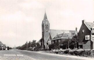 Ansichtkaart Steenbergen Welberg Kerk HC27984