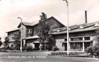 Ansichtkaart Steenbergen H.K.I. aan de Molenweg 1961 HC27985