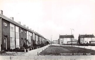 Ansichtkaart Made Cyclaamstraat Stuivezand Drimmelen HC27989