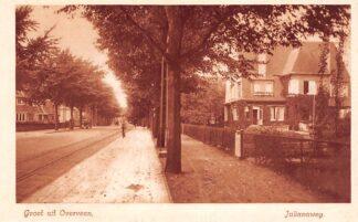 Ansichtkaart Overveen Julianaweg Nauta A 2758 Bloemendaal Haarlem HC28012
