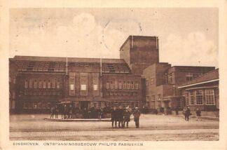 Ansichtkaart Eindhoven Ontspanningsgebouw Philips Fabrieken 1930 HC28068