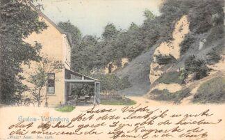 Ansichtkaart Geulhem Geulem Valkenburg (LB) Café Vivat No. 2328 HC28072