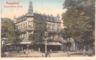 Ansichtkaart Haarlem Haarlemmerhout Hotel Restaurant 1900 HC28108