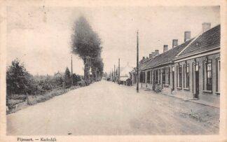 Ansichtkaart Fijnaart Kadedijk 1922 Moerdijk HC28428