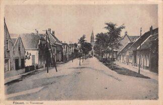 Ansichtkaart Fijnaart Voorstraat 1928 Moerdijk HC28431