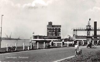 Ansichtkaart Vlaardingen Delta Hotel 1960 HC28442
