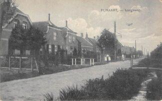 Ansichtkaart Fijnaart Langeweg 1921 Nauta 9300 Moerdijk HC28454