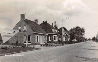 Ansichtkaart Bedum Stationsweg HC28476