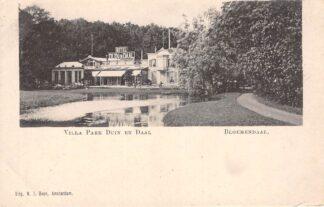 Ansichtkaart Bloemendaal Villa Park Duin en Daal Hotel 1900 HC28489