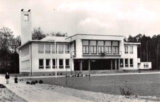 Ansichtkaart Ulvenhout Gemeentehuis 1968 Breda Alphen-Chaam HC28589