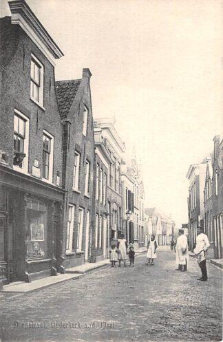 Ansichtkaart Ouderkerk aan den IJssel Dorpsstraat HC28832
