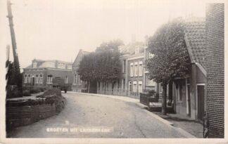 Ansichtkaart Lekkerkerk Bromografia Fotokaart 1936 HC28833