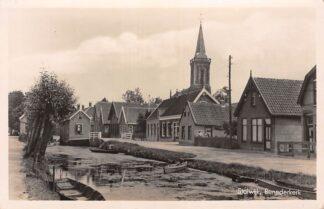 Ansichtkaart Stolwijk Benedenkerk 1942 HC28841
