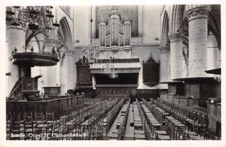 Ansichtkaart Brielle Orgel St. Catharijnekerk HC28892