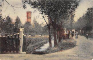 Ansichtkaart Bodegraven Buitenkerk Watertoren 1912 HC29022