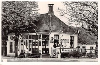 Ansichtkaart Zoeterwoude H.R. Uitspanning Café Restaurant Ik leer nog HC29081