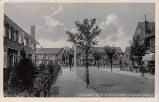 Ansichtkaart Leiderdorp Dr. De Bruijnestraat hoek Hoogmadescheweg Nauta A 5177 HC29083