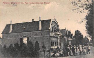 Ansichtkaart Dieren Harderwijkerweg Pension Boschzicht W. Pas 1921 HC29103