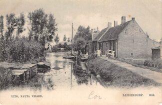 Ansichtkaart Leiderdorp 1900 Nauta 1153 HC29105