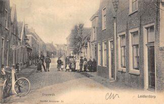 Ansichtkaart Leiderdorp Doeswijk Kleinrondstempel 1903 HC29107